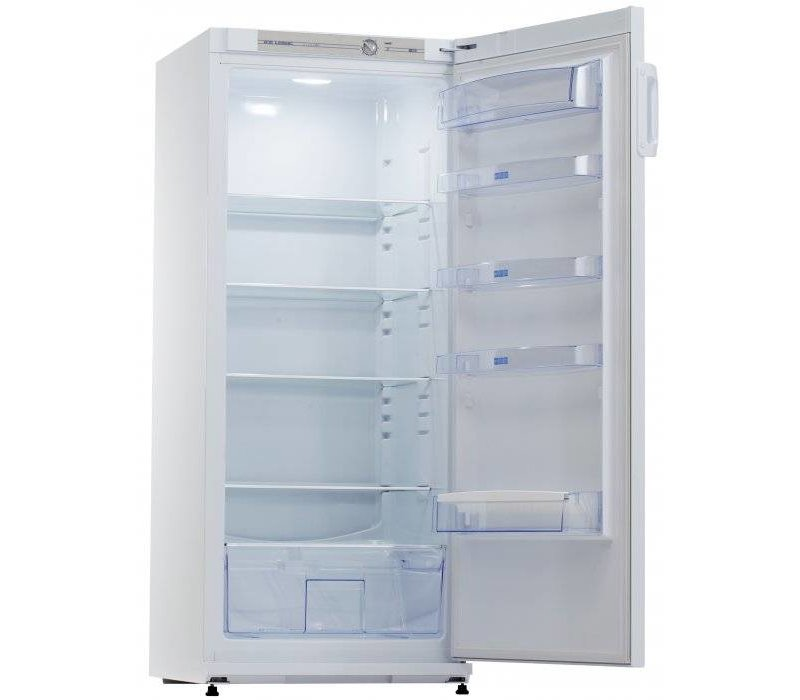 Exquisit Hohe Kühlschrank Weiß | 267 Liter | 600x620x1450 (h) mm