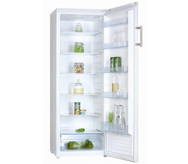 Exquisit Hohe Kühlschrank Weiß   335 Liter   600x590x1700 (h) mm