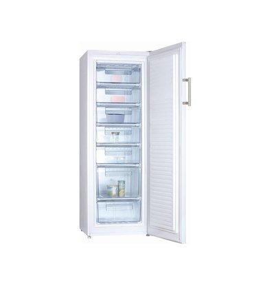Exquisit Gefrierschrank Weiß | 212 Liter | 7 Laden | 600x600x1700 (h) mm
