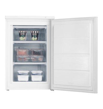 Exquisit Freezer White | 82 liters | 3 Loading | 560x580x850 (h) mm