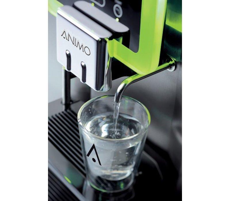 Animo Option: Kaltwasser Release | OptiBean NG / Touch - Hot & Cold inkl Schrank mit Kühleinheit.