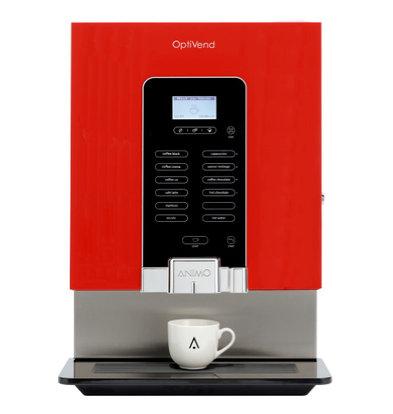 Animo OptiVend 43 NG | Instant-Kaffee | 4 Kanistern | Erhältlich in drei Farben