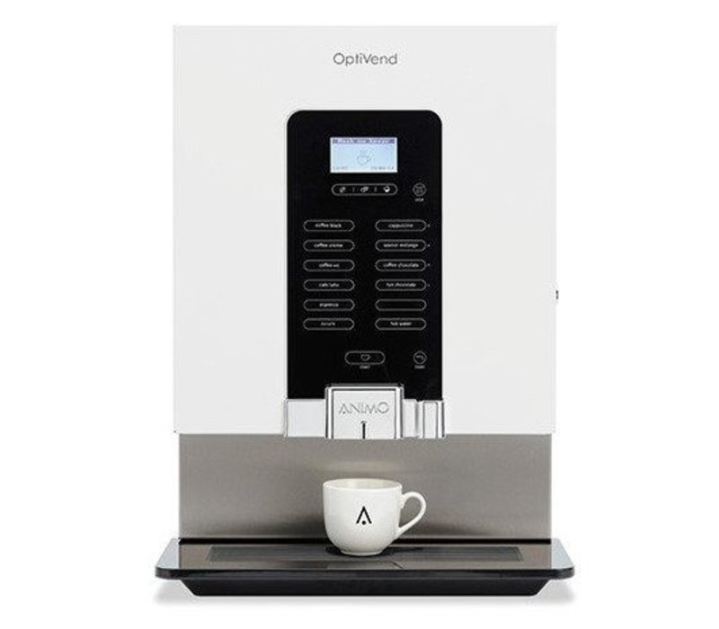 Animo OptiVend 42 NG | Instant-Kaffee | 4 Kanistern | Erhältlich in drei Farben