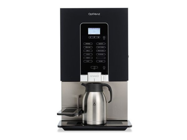 Animo OptiVend 43 TS NG   Instant-Kaffee   4 Kanistern   Erhältlich in drei Farben