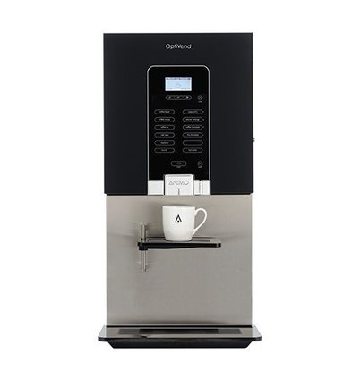 Animo OptiVend 11 TL NM (LARGE) | Instant-Kaffee | 1 Kanister | Erhältlich in drei Farben