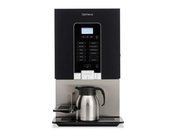 Animo OptiVend 22 TS HS NG (400V) | Instant-Kaffee | 2 Kanistern | Erhältlich in drei Farben