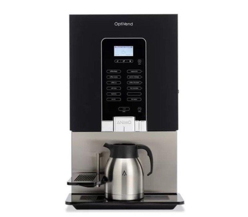 Animo OptiVend 22 TS HS NG (400V)   Instant-Kaffee   2 Kanistern   Erhältlich in drei Farben