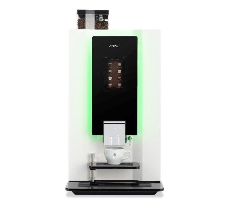 Animo OptiBean 2 Berühren | Kaffeebohnen | 1 Kanister | Erhältlich in drei Farben