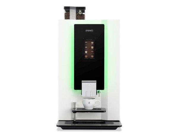 Animo OptiBean 2 Berühren XL | Kaffeebohnen | 1 Kanister | Erhältlich in drei Farben