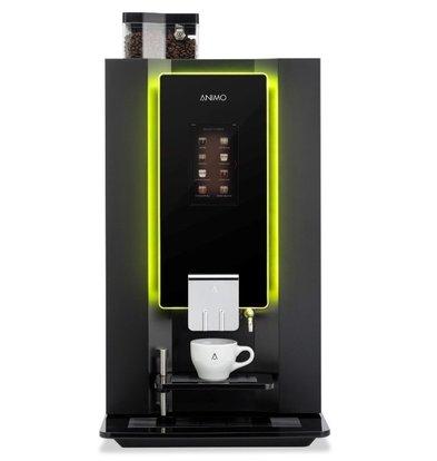 Animo OptiBean 3 Berühren XL | Kaffeebohnen | 2 Kanistern | Erhältlich in drei Farben
