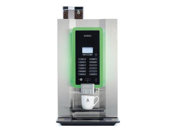 Animo OptiBean 3 XL NG | Kaffeebohnen | 2 Kanistern | Erhältlich in drei Farben