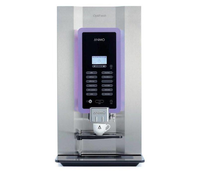 Animo Optifresh 2 NG | Crushed Kaffee | 1 + 1 Luftreiniger | Erhältlich in drei Farben