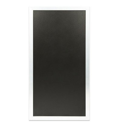 Securit Universal Multi Chalkboard White   For Sidewalk or Wallboard   550x1150 (h) mm