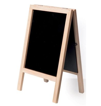 Securit Sandwich Tabelle Tafel | A5 | 240x150x2mm
