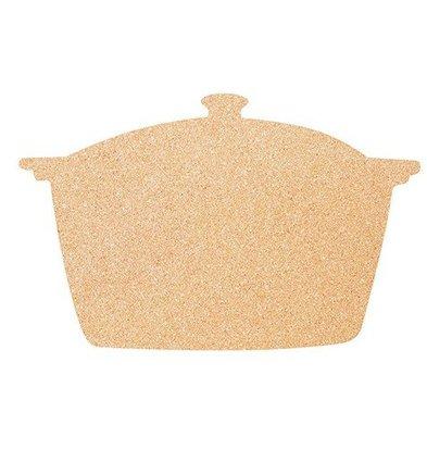 Securit Cork Silhouette PAN | einschließlich Kreidemarker, Band und Reißzwecken. | 300x450mm