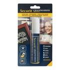 Securit Set van 2 Dikke Krijtstiften   Wit   7-15mm