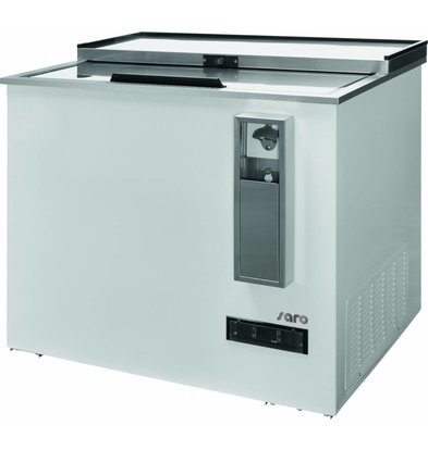 Saro Bottle fridge Toploader   279L   Lockable   935x687x888 (h) mm