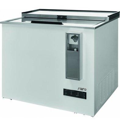 Saro Flaschen Kühlschrank Toploader | 279l | Abschließbare | 935x687x888 (h) mm