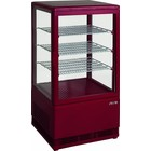 Saro Cooling Vitamin 70L Red | 3 Timetables | 430x380x880 (h) mm