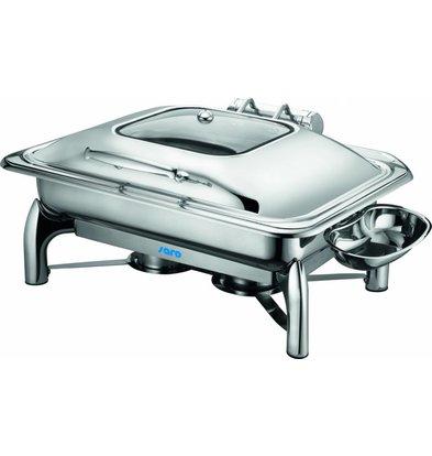 Saro Chafing Dish Induction | GN1 / 1 - 9 Liter