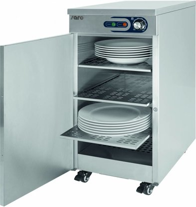 Saro Tableware 3 Rails | 70L | 800W | 600x530x770 (h) mm