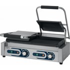 Saro Contactgrill Double | 3.6kW | With leekbakje | 580x410x190 (h) mm