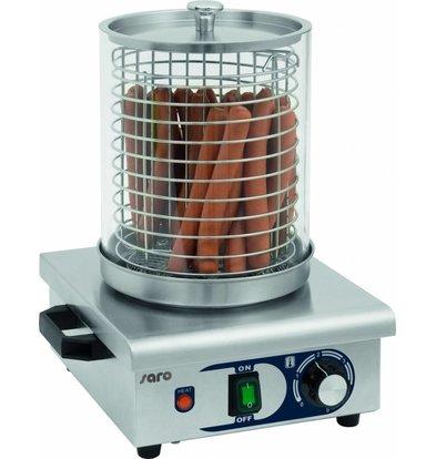 Saro Hot-Dog Kocher 4,5kW | Ø190x240 (h) mm