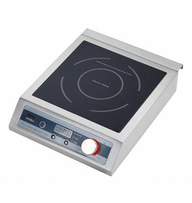 Saro Cooker 3,5kW | Ø120-260mm | 327x420x98 (h) mm