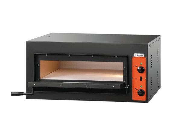 Bartscher Pizzaofen Elektro Single | 4 Pizzas 30cm | 400V | 4,2kW | 890x880x (H) 430mm