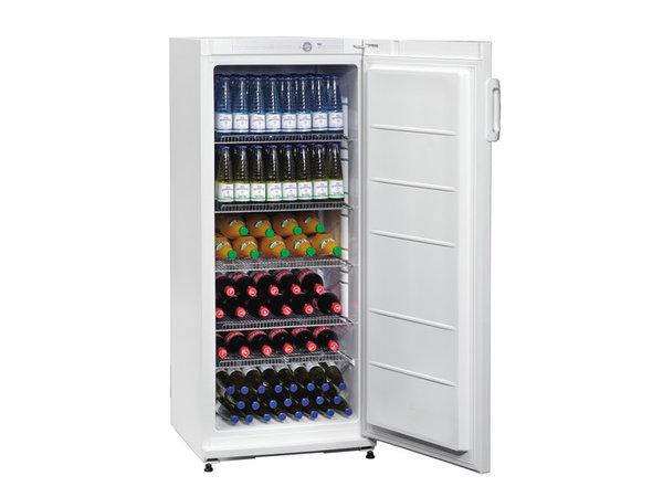 Bartscher Bottles Fridge - Closed door - 60x62x (h) 145cm