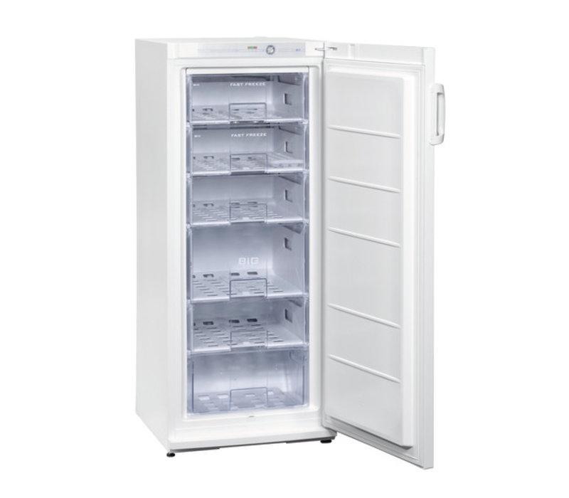 Bartscher Freezer 200 Liter - 60x62x (h) 145cm - 196 Liter - 6 drawers