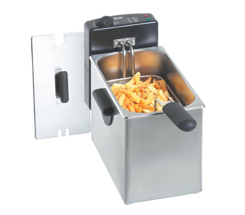 Bartscher Friteuse Basic | 4 Liter | 2,2kW | (B)200x(D)400x(H)280mm