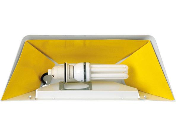 Bartscher Insektenvernichter | Lackiertem Stahl | 9m Abdeckung | 460x175x (H) 160mm