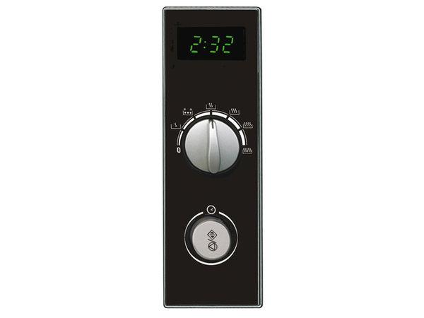 Bartscher Mikrowelle ANALOG - 1000 Watt - 25 Liter -