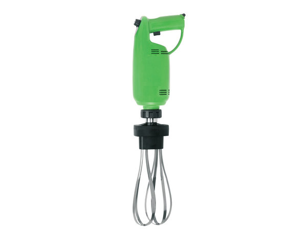 Bartscher Spiral mixer with mixer rod and wire whisk | Blender rod length 500 mm | 400W