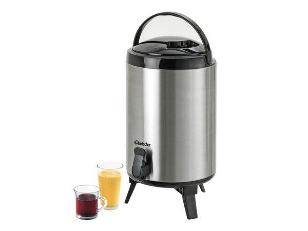 Bartscher Hot Water Dispenser | Plus Faucet | Ø 226mm | 9 liter