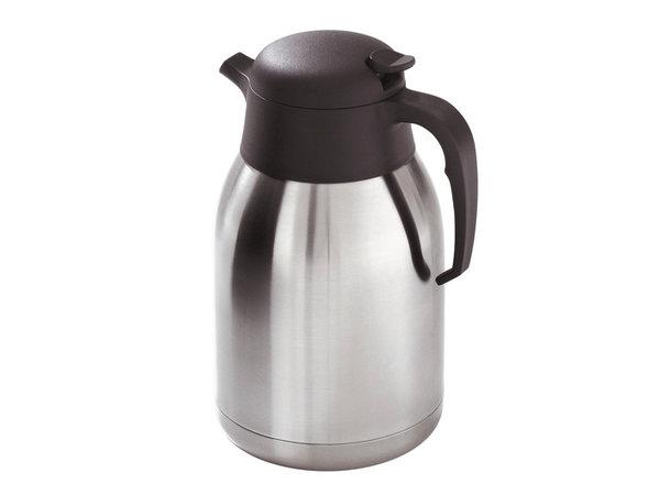 Bartscher Double Coffee Contessa Duo | 3,3kW | Chromnickelstahl | 430x400x (H) 520mm
