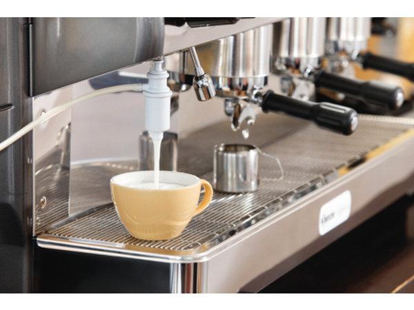 Bartscher Bartscher Coffee Line G3 | 2 Dampfleitungen | 1 Heißwasser-Hahn | 4,3kW | 967x580x (H) 523mm