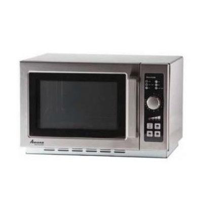 Menumaster Mikrowelle RCS 511DSE | 1,6kW | Verwenden Sie 50 bis 200 mal pro Tag | 559x483x352 (h) mm