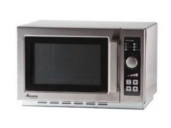 Menumaster Microwave RCS 511DSE | 1,6kW | Use 50 to 200 times per day | 559x483x352 (h) mm