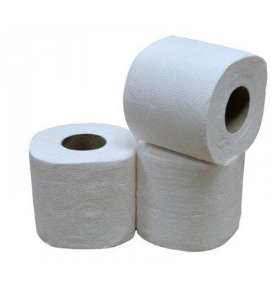 XXLselect Toiletpapier Cellulose | 2 laags, 200 vel | (ook Pallets) Prijs per 48 Rollen | MEEST VERKOCHT