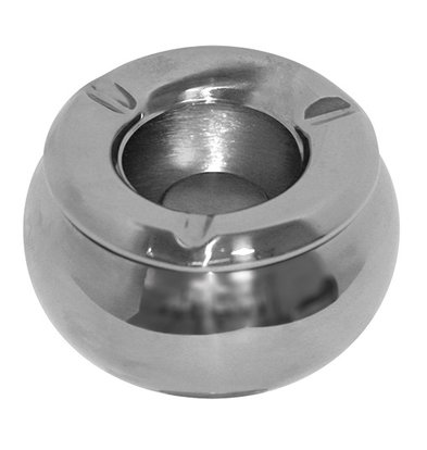 Emga Stainless steel catering ashtray | 18/8 quality