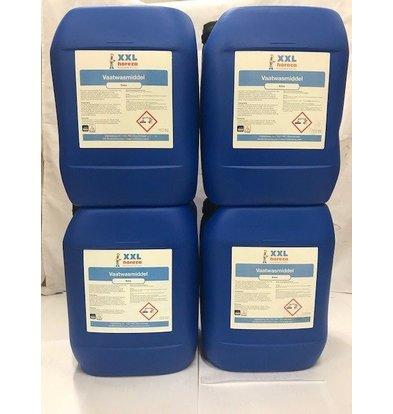 XXLselect Professioneel Vaatwasmiddel voor Horeca Vaatwassers | 10 Liter | Prijs per 4x 10 Liter