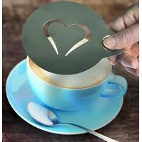 Koffiesjabloon koffiebar