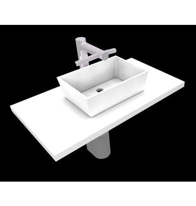 XXLselect Option: Sink Leolan | Speziell für DYSON Tap Händetrockner | Tender Schneider