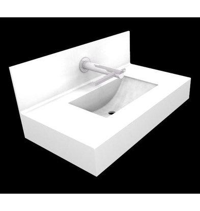 XXLselect Option: Sink Schaukel | Speziell für DYSON Tap Händetrockner | Tender Schneider