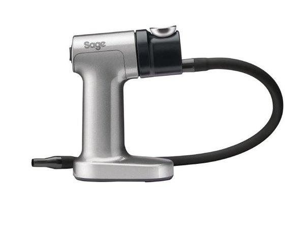 XXLselect Rookapparaat Smoking Gun   Incl. 4 AA Batterijen   Houder van Acryl