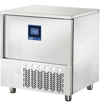 Diamond Schnellkühler / Kühler Schnell / Fast Freezer - 5 x 1/1 GN - 81x83x (h) 85cm