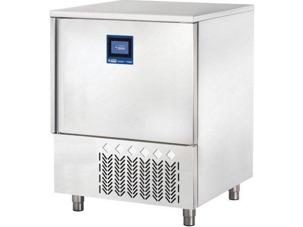 Diamond Schnellkühler 7x GN1 / 1 | Touchscreen | 1200W | 810x870x1070 (h) mm