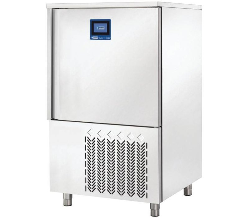 Diamond Blast Chiller / Freezer Fast / Schnell Kühler - 10 x 1/1 GN - Touchscreen - 810x830xh1370mm